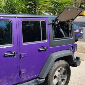 Jeep Wrangler JK Unlimited (4 door) 2007 2018