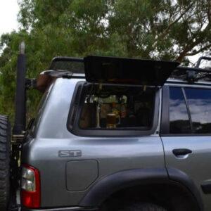 Gullwing Window – Nissan Patrol Y61 GU LWB (1997-2015) – Emuwing