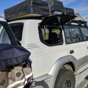 Gullwing Window – Land Cruiser Prado 90 Series 1996 – 2002 – Emuwing