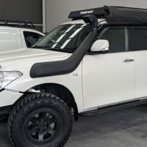 Gullwing Window – Y62 Nissan Patrol – Emuwing